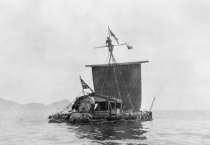 Kon Tiki Expedition The Kon Tiki Museum